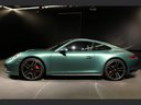 Rent-a-car Porsche 911 991 4S Racinggreen Individual Sport Chrono in the Hague, photo 2