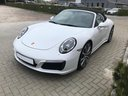 Rent-a-car Porsche 911 Carrera 4S Cabrio in Amsterdam, photo 6