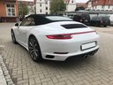 Rent-a-car Porsche 911 Carrera 4S Cabrio in Amsterdam, photo 8