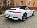 Rent-a-car Porsche 911 Carrera 4S Cabrio in Amsterdam, photo 5