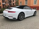 Rent-a-car Porsche 911 Carrera 4S Cabrio in Amsterdam, photo 4
