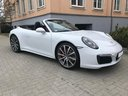 Rent-a-car Porsche 911 Carrera 4S Cabrio in Amsterdam, photo 9