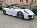 Rent-a-car Porsche 911 Carrera 4S Cabrio in Amsterdam, photo 3