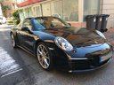 Rent-a-car Porsche 911 Targa 4S in Netherlands, photo 2