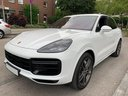 Rent-a-car Porsche Cayenne Turbo V8 550 hp in Netherlands, photo 1