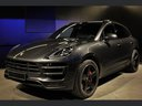 Rent-a-car Porsche Macan Turbo Performance Package LED Sportabgas in the Hague, photo 1
