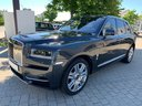 Rent-a-car Rolls-Royce Cullinan dark grey with its delivery to Amsterdam Airport Schiphol, photo 2